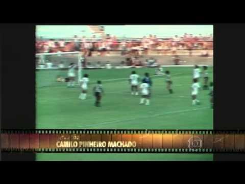 Botafogo 2x1 Santos (15/03/1981) - Brasileiro 1981