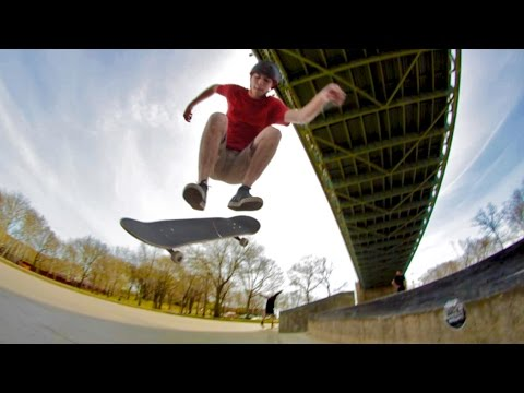 20 Tricks at Astoria Skatepark