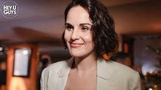 Michelle Dockery on Guy Ritchie's The Gentlemen & Downton Abbey Movie Sequel