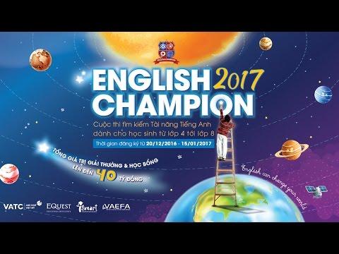English Champion 2017