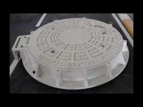 SMC Manhole cover