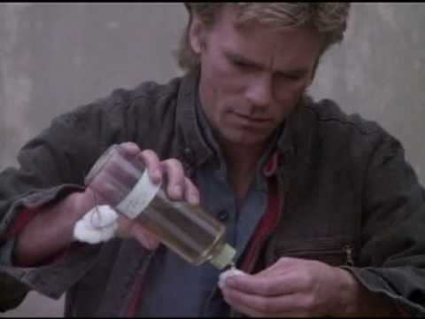 Macgyver - Outside Contact