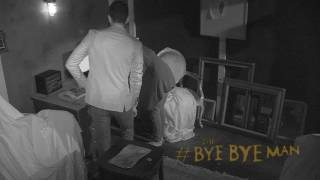 Surviving 'The Bye Bye Man' Escape Room Experience