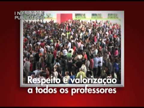 Chamada - Assembleia Estadual dos Professores