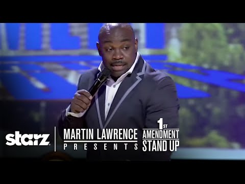 1st Amendment Stand Up - Rodney Perry