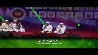 Ya Rasulullah Ya Nabi Isyfa'lana Habib syech bin Abdul Qodir Assegaf Video