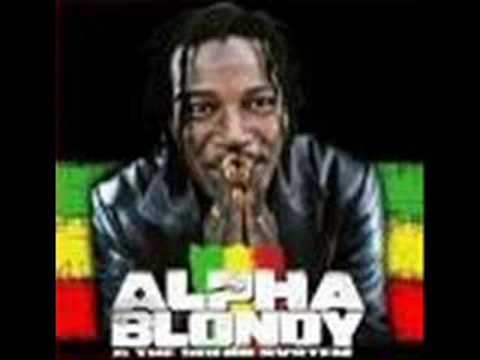 ALPHA BLONDY Massada