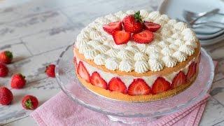 Fraisier (bolo de morango francês)