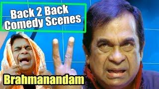 Brahmanandam All Time Hit Latest Comedy Scenes Epi 6 || Non - Stop Back To Back Telugu Comedy Scenes