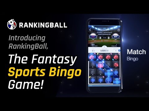[Official] Introducing RankingBall, The Fantasy Sports Bingo Game!