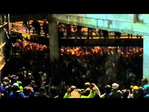 Video - Rosario Central - Los Guerreros - Previa Contra Boca En La Sudamericana 2014 - Los Guerreros - Rosario Central - Argentina