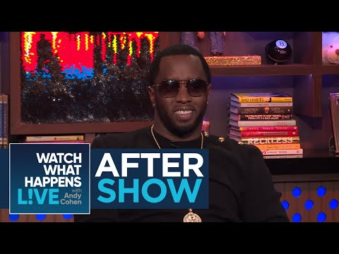 """After Show: Sean """"Diddy"""" Combs On Oprah Winfrey For President 