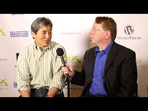 Guy Kawasaki Talks About Why He Wrote APE [Video]