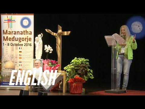 Maranatha Medjugorje 03 10 2016 - Vassula Ryden (ENG)
