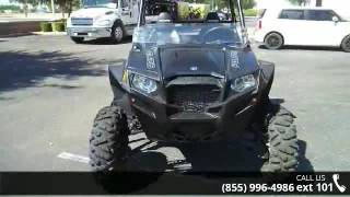 10. 2014 Polaris RZR 900 EPS Stealth Black  - RideNow Powersp...