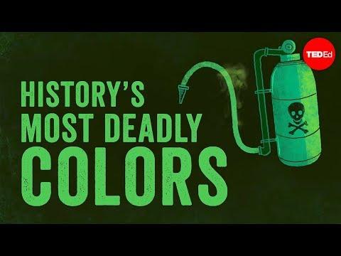 History's deadliest colors - J. V. Maranto