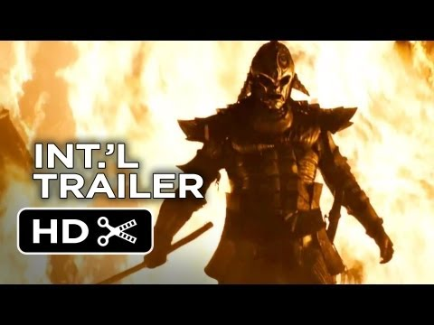 Trailer - 47 Ronin Russian TRAILER (2013) - Keanu Reeves Movie HD