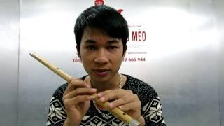 Học thổi sáo bài Tây Vương Nữ Quốc