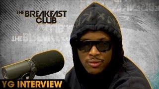 Video YG Interview With The Breakfast Club (6-22-16) MP3, 3GP, MP4, WEBM, AVI, FLV Mei 2018