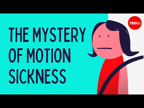 motion - View full lesson: http://ed.ted.com/lessons/the-mystery-of-motion-sickness-rose-eveleth Although one third of the population suffers from motion sickness, sc...