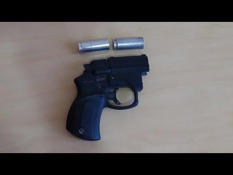 Насколько опасен травматический пистолет ?