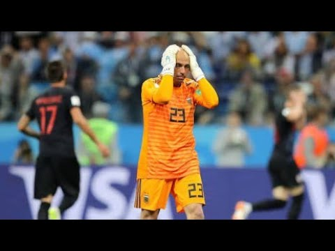 Worst Goalkeeper Mistakes World Cup 2018