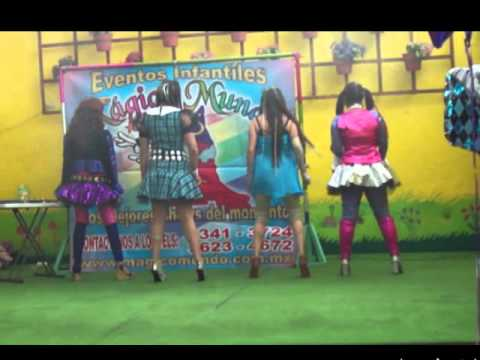 Show Monster High Magico Mundo