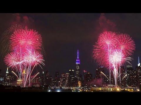 ΗΠΑ: Λαμπροί εορτασμοί για την Ημέρα της Ανεξαρτησίας