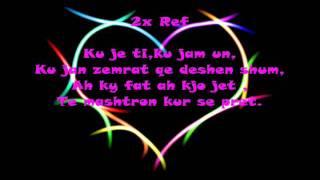 Aurora Ndoj - Ku Jane Zemrat  # Me Tekst