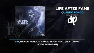 Quando Rondo - Life After Fame (FULL MIXTAPE)