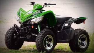 9. 2011 Arctic Cat XC 450i Test Ride