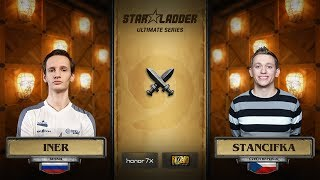 Iner vs StanCifka, game 1