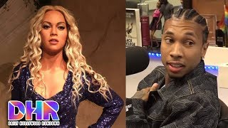 More Celebrity News ►► http://bit.ly/SubClevverNewsFans are upset over Beyonce's wax figure, and Tyga spills the tea on Kylie and Rob & Blac Chyna. All this & more on today's DHR.For More Clevver Visit:There are 2 types of people: those who follow us on Facebook and those who are missing out http://facebook.com/clevverKeep up with us on Instagram: http://instagr.am/ClevverFollow us on Twitter: http://twitter.com/ClevverTVWebsite: http://www.clevver.com Add us to your circles on Google+: http://google.com/+ClevverNewsTweet Me: http://www.twitter.com/drew__dorseyTweet Me: http://www.twitter.com/vivianfabiolav