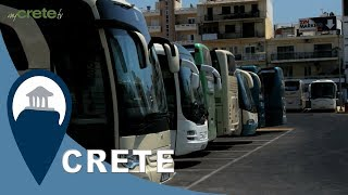 Crete | City Hopping With Ktel Buses