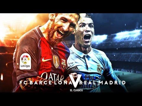 Real Madrid vs Barcelona 2-3-La Liga 23/04/2017 HD