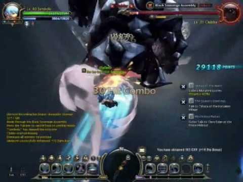 Dragon Nest: Infinity Edge + Critical