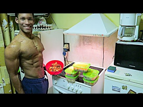 My Diet To Build Lean Muscle Mass for HARDGAINERS| FULL DAY OF EATING