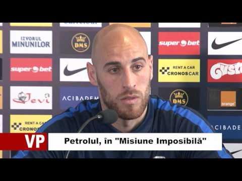 """Petrolul, în """"Misiune Imposibilă"""""""