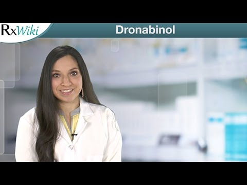 Dronabinol a Prescription Medication Used to Treat Nausea Caused by Chemotherapy - Overview