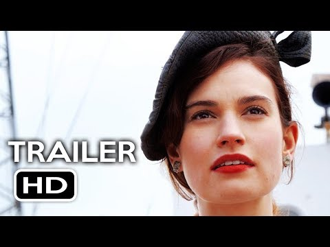 The Guernsey Literary and Potato Peel Society Hollywood trailer