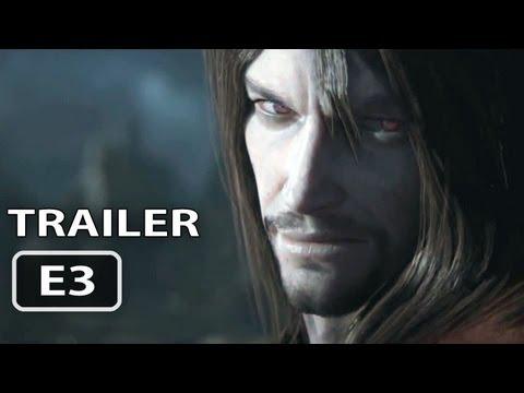 Castlevania Lords of Shadows 2 Trailer (E3 2012)