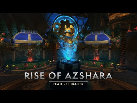 Rise of Azshara (Features)