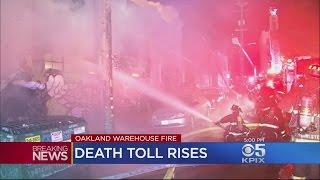 36 partygoers confirmed dead in Oakland warehouse fire, several still missing