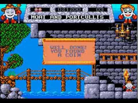 Fantasy World Dizzy - Commodore Amiga - 1989