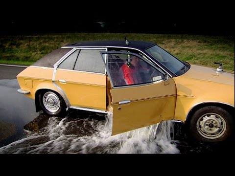 Top - Clarkson, Hammond and May set out to prove that British Leyland made some good cars back in the day. Featuring three popular British made family cars of the 1970s and 80s - The Rover SD1, the...