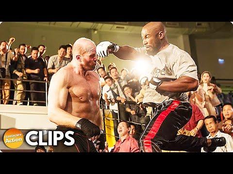 """NEVER BACK DOWN: NO SURRENDER """"Michael Jai White vs Nathan Jones"""" Fight Scene"""