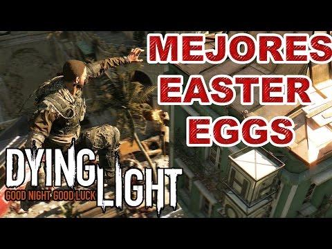 DYING LIGHT│Mejores Easter Eggs - En Español