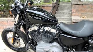 4. 2011 Harley-Davidson 1200 Nightster
