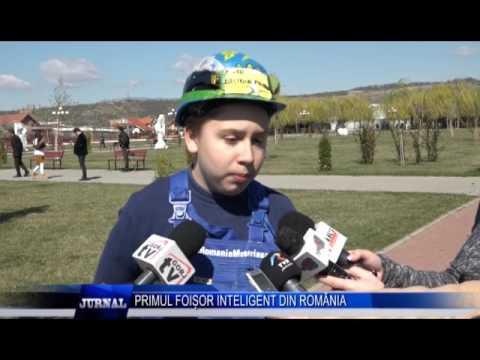 PRIMUL FOISOR INTELIGENT DIN ROMANIA