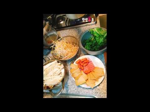 2016년 학과 중국문화콘텐츠 UCC공모전 입상작(중국음식 만들기)